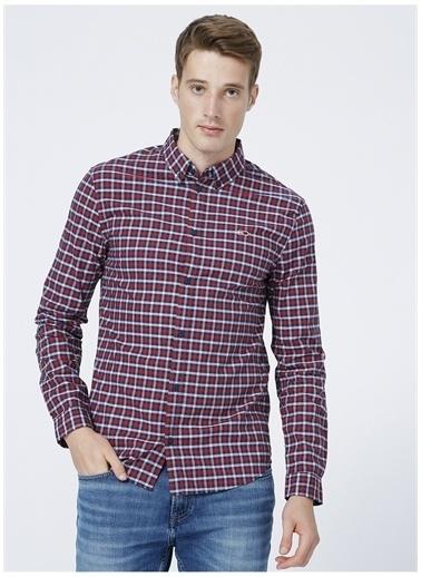 Tommy Jeans Gömlek Kırmızı